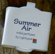Summer Air solid perfume
